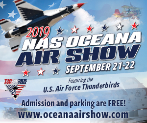2019 NASO Air Show web ad 300×250